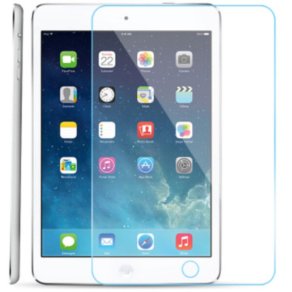 Горячая 9 H ультратонких закаленное Стекло для iPad Mini 4 Экран протектор взрывозащищен ...