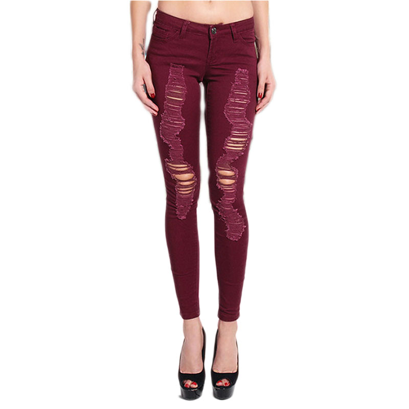 Online Get Cheap Dark Red Jeans -Aliexpress.com | Alibaba Group