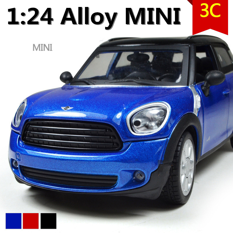Hot-sale-Metal-MIni-car-1-24-static-alloy-mini-car-model-boy-toy ...