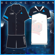 cosplay legend Detroit: Become Human Kara Connor Cosplay Costume coat adult halloween