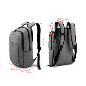 Image 3 - Tigernu Anti hırsızlık kadın sırt çantası erkek iş günlük sırt çantası kolej ve genç okul çantası hafif dizüstü sırt çantası