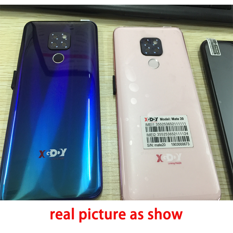 Xgody Smartphone Quad Core Android 9 0 3500mAh Cellphone 2GB 16GB 6 26 inch 19 9 Xgody Smartphone Quad Core Android 9.0 3500mAh Cellphone 2GB+16GB 6.26 inch 19:9 Screen Dual Camera 4G Mobile Phone Mate 20