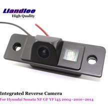 Liandlee For Hyundai Sonata NF GF YF i45 2004 ~ 2010 ~ 2014 Car Reverse Camera Backup Parking Rear View Camera / Integrated HD