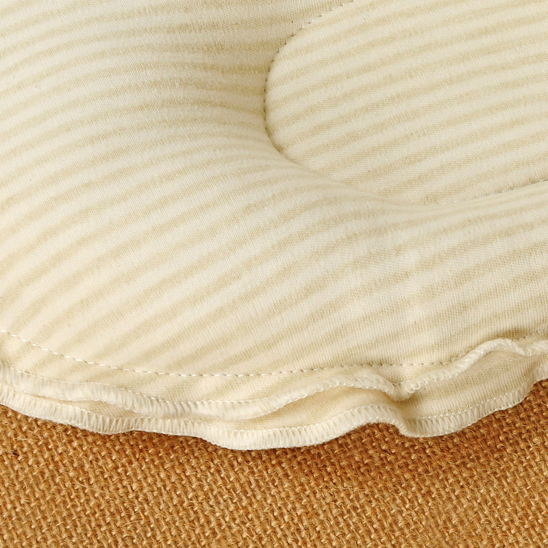 Хлопок детские подушки новорожденных Предотвращение плоской головкой Форма Moon сна продукт для детей спальный подушки детские вещи