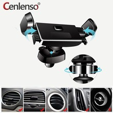Cenlenso Car Phone Holder Air Vent Mount Holder For Phone in