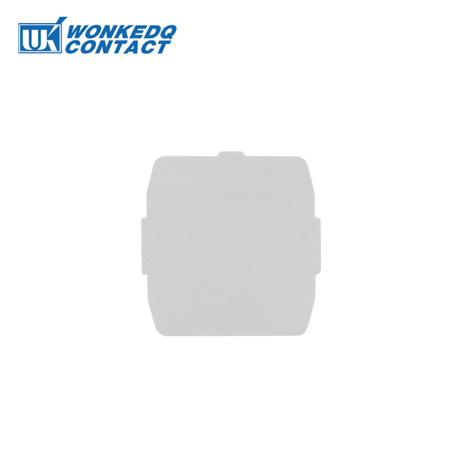 PHOENIX CONTACT Connector TS K TS KK3 Separating plate for UK terminal  blocks Accessories 10P-in Terminal Blocks from Home Improvement on