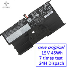 GZSM Laptop Battery 45N1702 45N1700 45N1701 battery for laptop 45N1703 For Lenovo ThinkPad X1 Carbon Gen 2 20A7 20A8 battery