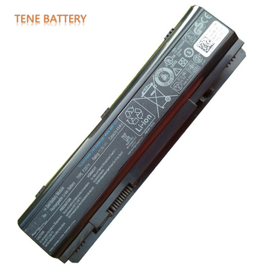 11.1 V 48Wh D'origine batterie d'ordinateur portable pour DELL Vostro A840 A860 A860n 1410 1014 1015 1088 F287H G069H F286H F287F R988H