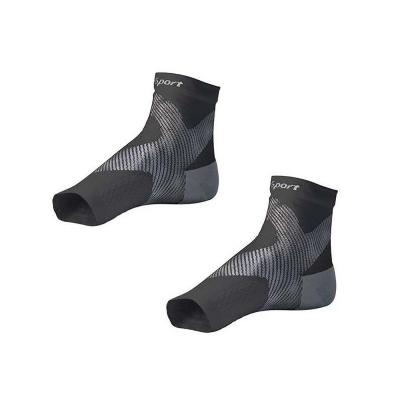 Hot Yoga Socks Unisex Sports Massage Fitness Sock Outdoor Foot Angel Anti Fatigue Compression Cycle Basketball Sports Socks