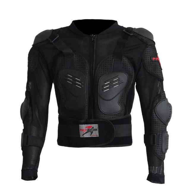 Riding Tribe Motorcross Гонке Мотоцикл Body Armor Черный Мотоцикл Езда Защита Тела Куртка