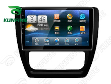 Quad Core 1024*600 Android 5.1 Car DVD GPS Navigation Player Car Stereo for VW Sagitar 2012-2014 Deckless Bluetooth Wifi/3G