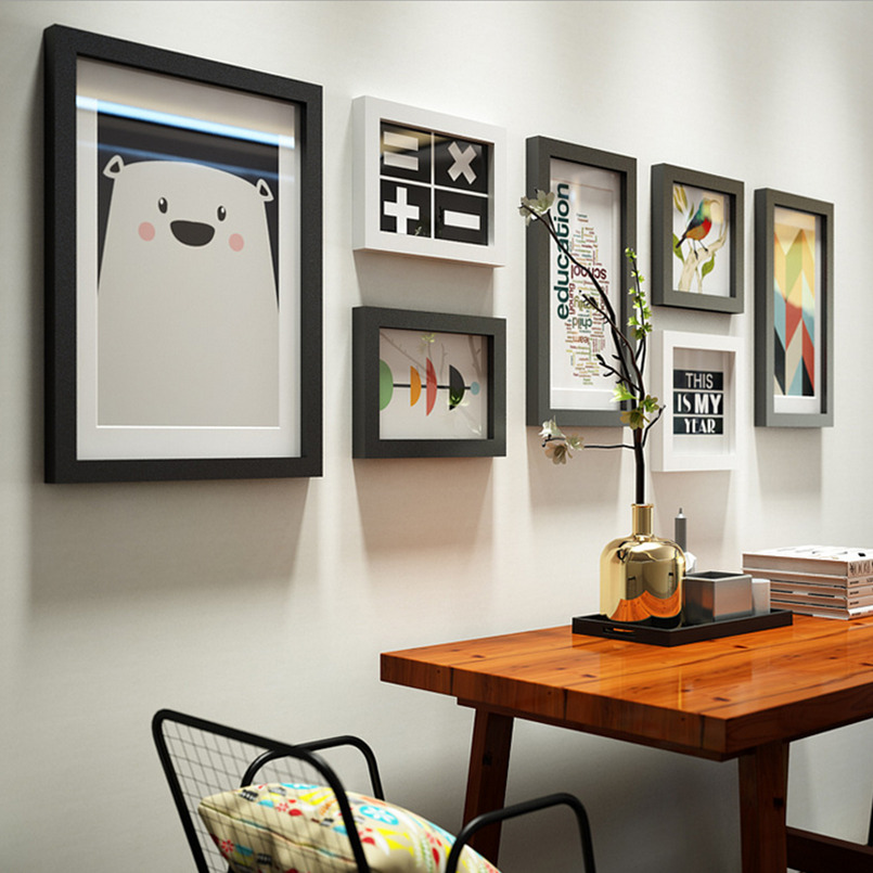 Modern Living Room Ornaments popular picture frames ornaments-buy cheap picture frames