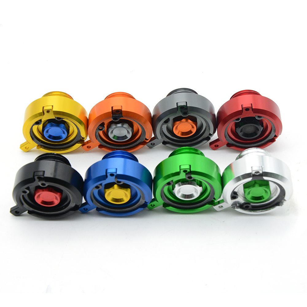 New Motorcycle Accessories Parts Engine Oil Filler Cup Cap For For Kawasaki ER6N ER6F For Ducati MONSTER  696 796 821 1100 2009 engine oil filter cap screws for kawasaki z1000 z800 motorcycle accessories