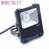 1Pcs LED 10W RGBW Flood Light 2 4G RGBW Milight Wifi LED Flood Light Waterproof IP65