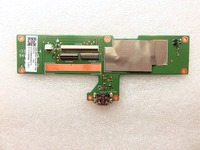 Original For ASUS Nexus 7 ME571K USB Charger Board Touch Control Board Power Switch Button ME571K