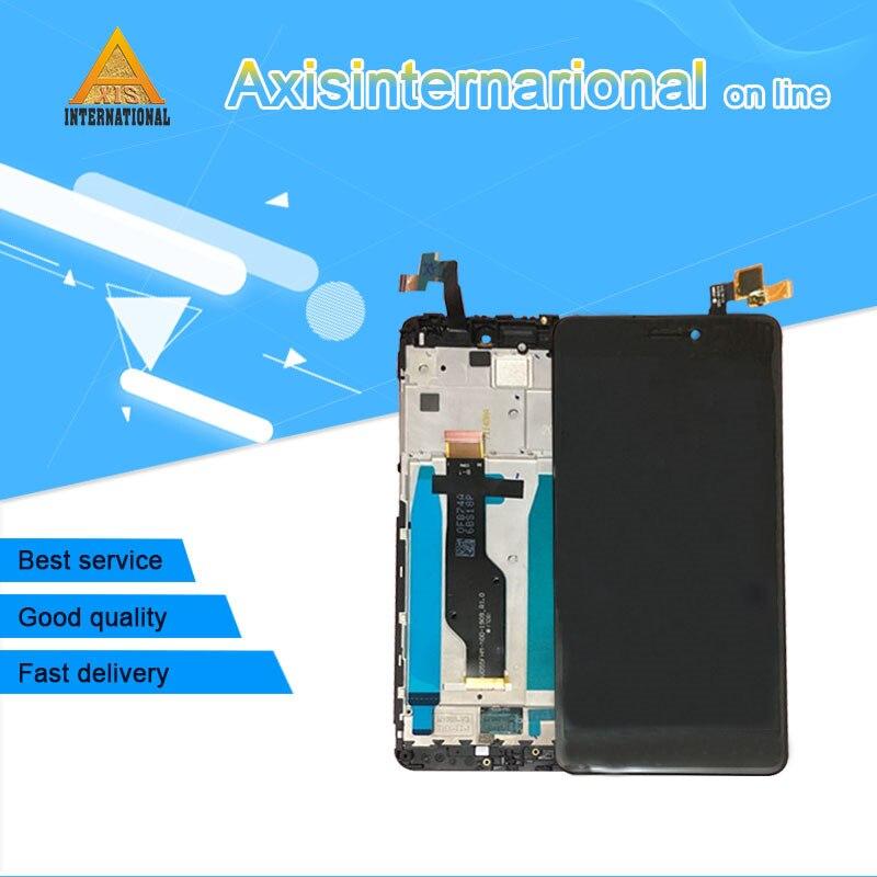 ÉCRAN LCD d'origine Pour 5.5 Xiaomi Redmi Note 4X Note 4 Mondial Version Snapdragon 625 LCD Frame Affichage à L'écran + tactile Digitizer