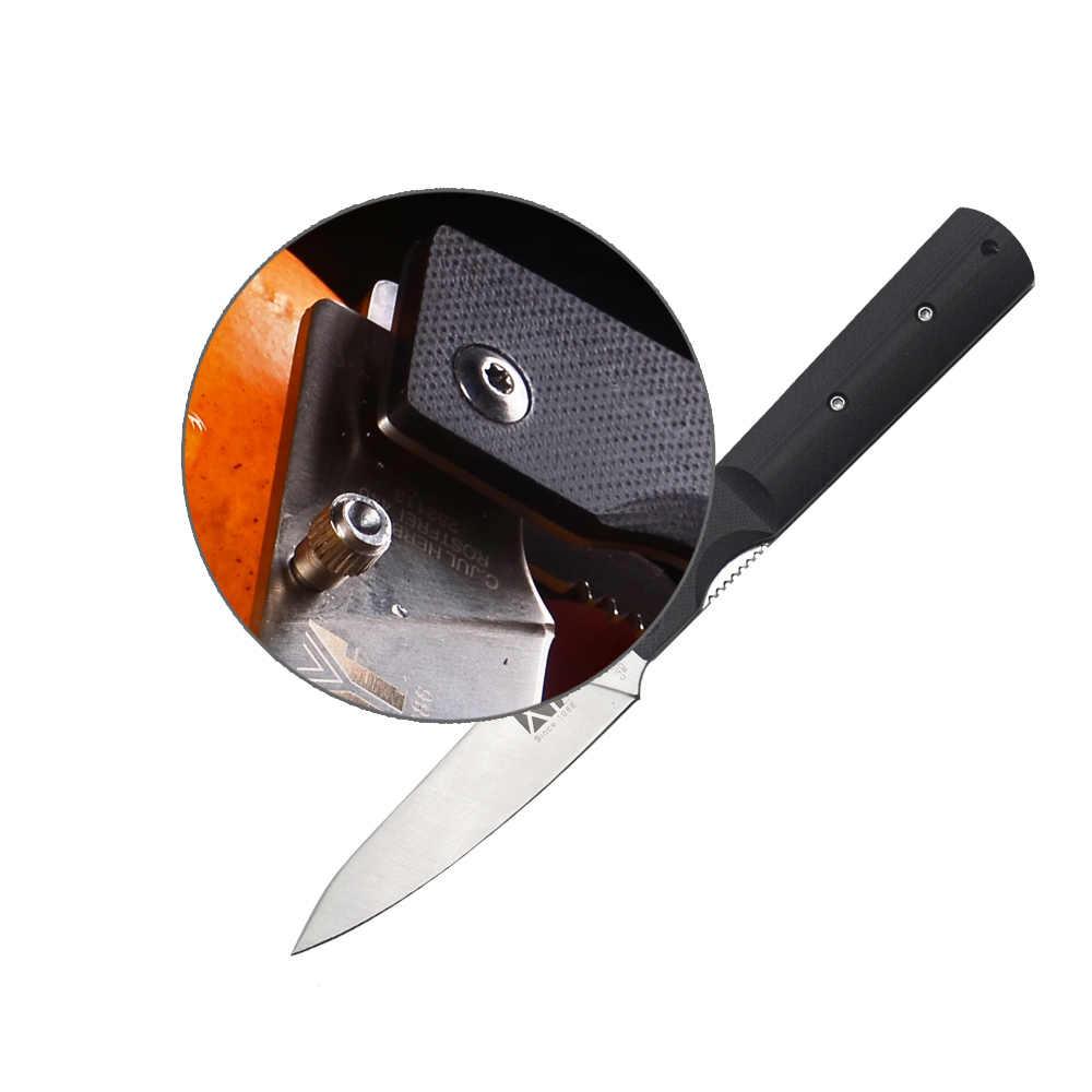 XYJ Marke Camping Folding Messer Mit 440A Edelstahl Klinge Küche Messer Professionelle Freien Tasche Messer Kochen Werkzeuge