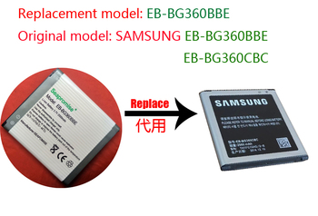 Wholesale 10PCS EB-BG360BBE battery for Galaxy Core Prime SM-G360 SM-G360H SM-G361 SM-G3608 SM-G3606 SM-G3609 SM- G360BT фото