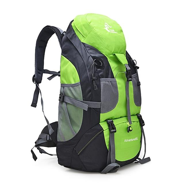 Adventure 50L Outdoor Waterproof Backpack