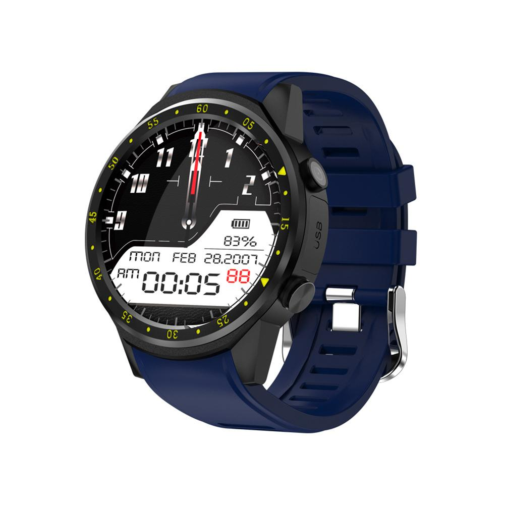 Bluetooth HD IPS Touch Screen GPS Tracker Smart Sports Watches for Android IOS
