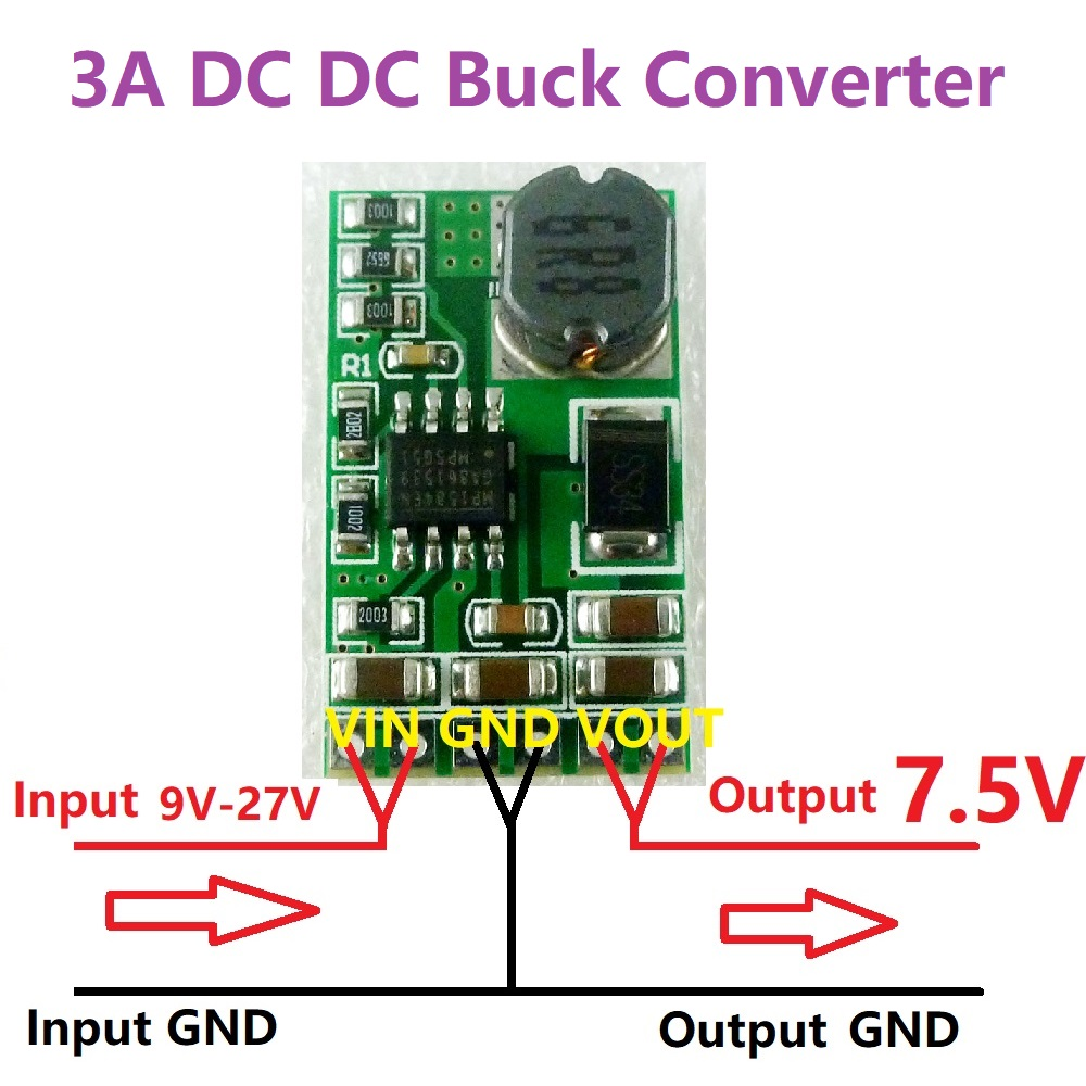 Dc To Dc Converter 5v To 12v Schematic Design