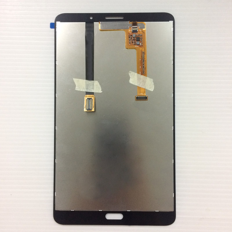 For Samsung Galaxy TAB A 7.0 SM-T285 T285 Touch Screen Digitizer Sensor Glass + LCD Display Panel Monitor Assembly free shipping for samsung galaxy tab a 7 0 2016 sm t285 t285 touch digitizer lcd screen display assembly replacement