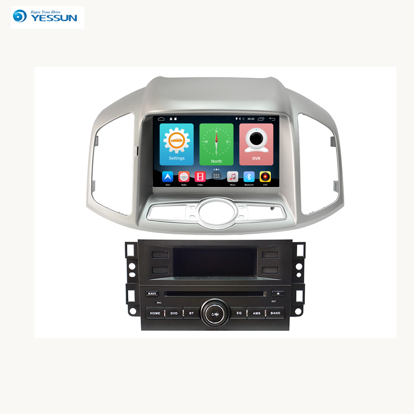 Yessun For Chevrolet Captiva 2011~2014 Android Car Navigation GPS HD Touch Screen Multimedia Stereo Player Audio Video Radio. yessun for mazda cx 5 2017 2018 android car navigation gps hd touch screen audio video radio stereo multimedia player no cd dvd