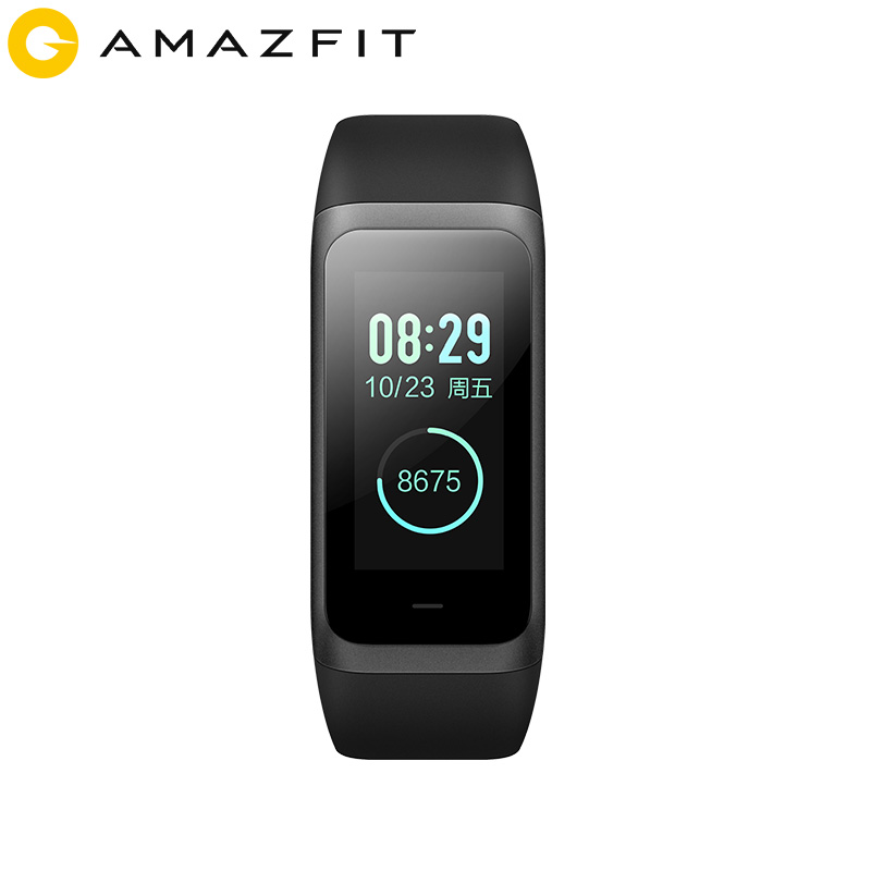 2019 New Amazfit Band 2 Smart Wrist Band Waterproof 5ATM Music Control