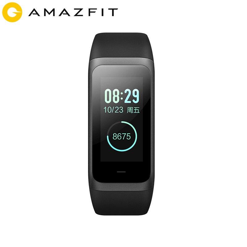 2019 New Amazfit Band 2 Smart Wrist Band Waterproof 5ATM Music Control