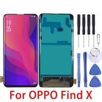 6.42 For OPPO Find X LCD Screen And Digitizer Full Assembly For OPPO Find X Replacement repair parts