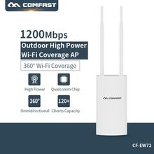 High Power Outdoor CPE Router 300Mbps 2.4G+867Mbps 5G WiFi Bridge Access Point 500MW Waterproof AP Router Wifi Repeater Extender 2pcs high power wireless bridge cpe 2 3km comfast 300mbps 2 4ghz outdoor wifi access point ap router wifi repeater for ip camera