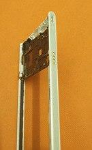 الأصلي lcd الإطار شل حالة + قوة الصوت فليكس كابل + كابل محوري + fpc الرئيسي ل kingzone k1 توربو برو mtk6592 مجانية