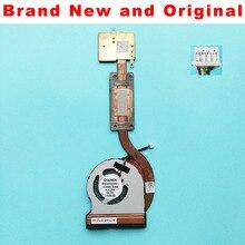 Новый оригинальный радиатор для процессора Dell Latitude E7450, радиатор охлаждения с кулером вентилятора DP/N 3PMGM 03PMGM