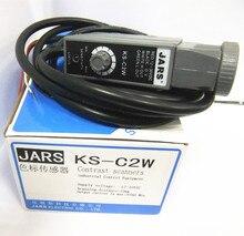 Color Sensor KS C2W White Light KS C2G Green Light Photoelectric Switch Color Mark Switch Sensor