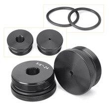 Для Авто 4003/24003 топливный фильтр Замена конец кепки 5/8 «X24 центр отмечены черный