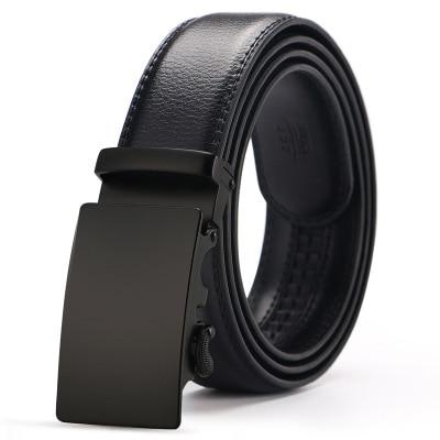 Brand Designer Belts Men High Quality Leather Belt Men Designer Jeans Ceinture  Homme Luxe Marque Cinto Metallica Luxury-in Belts   Cummerbunds from Men s  ... fa6624dad50