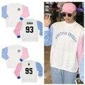Kpop BTS Bangtan Meninos Sweatershirt Sweat com capuz Unisex Moletom Rap Monstro