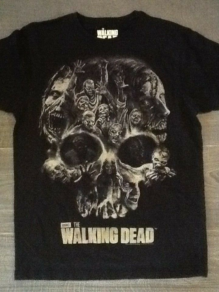 men's-official-merchandise-fear-of-font-b-the-b-font-font-b-walking-b-font-font-b-dead-b-font-scary-scull-t-shirts