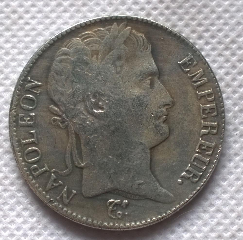 France 1807 5 Francs Coins Copy Free Shipping A47 Led Candle Lightshenzhen Module Circuit Buy