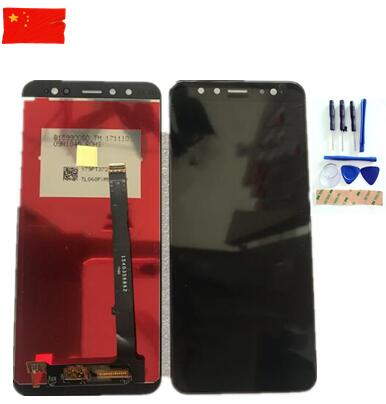 Black White Digitizer Sensor For GOME U7 Lcd Screen Panel Touch Digitizer Len Glass Assembly Replacement Module