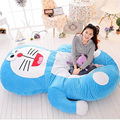 Fancytrader Japan Anime Doraemon Beanbag Plush Soft Bed Mattress Tatami Sofa Double Size 200cmX150cm Kids Present