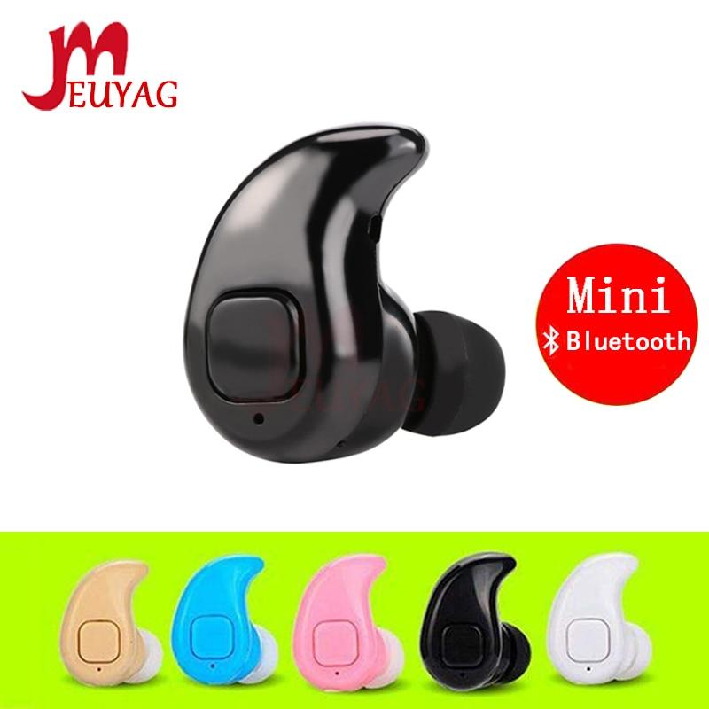 MEUYAG S530X Mini Bluetooth Earphone Wireless In-ear Sport Headset With Mic Handsfree Earbuds Earpiece For Iphone XR 7 8