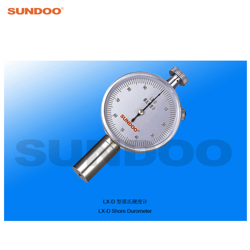 Hard Rubber, Resin,Glass, Printed Board, Fiber Pointer Durometer Sundoo LX-D цена
