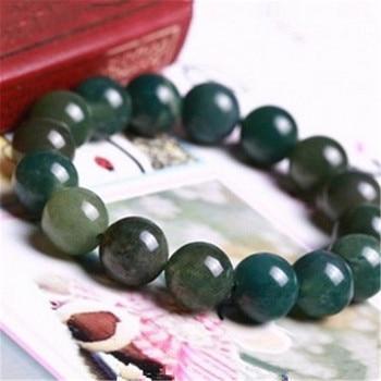 Bracelet Jaspe Vert Pour Femme 5