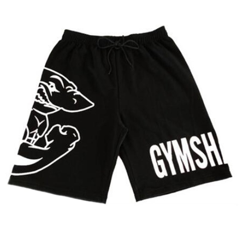 High Quality Men Golds Brand A fitness Fitness footing movement Shorts Mens Professional Bodybuilding formation Short Pants Gasp