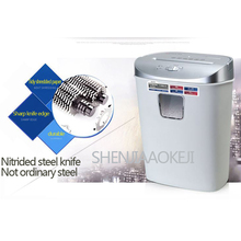 Shredders Electric-Paper Office Small And Household File Confidential Ultra-Low Security
