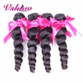 7A Brazilian Loose Wave Virgin Hair Bundle Deals Brazilian Virgin Hair Loose Wave V SHOW Hair Products Brazilian Loose Wave Hair