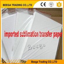 EPSON Sublimation Inkjet-Printer-Available Plastic/t-Shirts A4 20PCS Blank Heat-Transfer