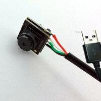 720 P HD Câmera de Vigilância de Vídeo UVC USB mini usb módulo de Câmera Pwb CCTV CMOS da webcam do pc suporte do Windows pc frete grátis