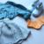 Lana Bebé Faldas de La Muchacha 2016 Otoño Nueva Moda Casual Azul Rojo Faldas Hasta La Rodilla Para Los Recién Nacidos Dulce Caliente Ropa de bebé